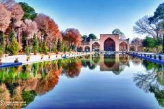 Chehel Sotoun Garden Isfahan باغ چهل ستون اصفهان